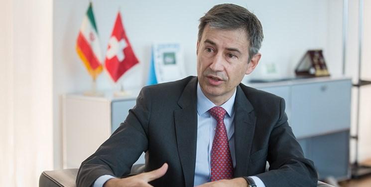 سفیر سوئیس به وزارت خارجه ایران احضار شد