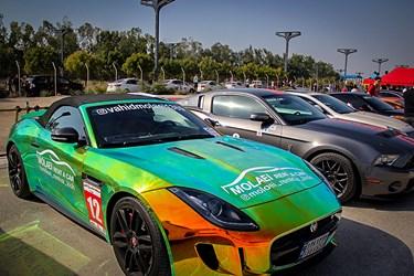مسابقات اتومبیلرانی «شتاب کیش»