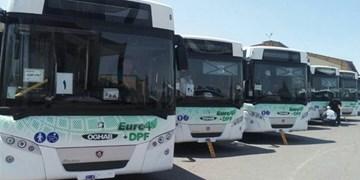 700 اتوبوس شهری در روز 22 بهمن راهپیمایان اصفهانی را جابجا میکند