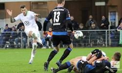 بوندس لیگای آلمان|برد پرگل گرگها مقابل ماینس