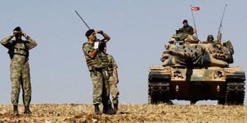 حمله توپخانهای ترکیه به روستاهایی در شمال سوریه