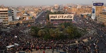حدود ۴۰۰ غیرنظامی و نظامی عراق در جریان اعتراضات جان باختند