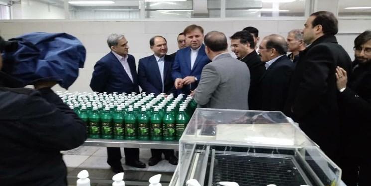 افتتاح کارخانه تولید خمیردندان و شامپو برای نخستین بار در گیلان