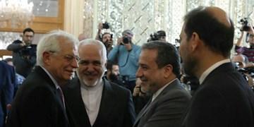 هشدار ظریف به مسؤول سیاست خارجی اتحادیه اروپا