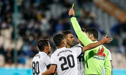 اسامی داوران هفته دوم لیگ دسته اول فوتبال مشخص شد