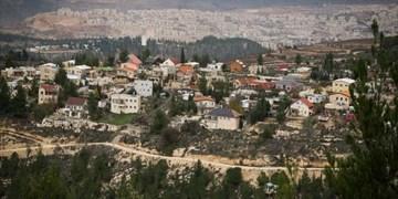 عکس | انتشار نقشه ادعایی طرح اشغال کرانه باختری