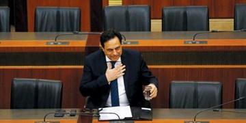 حسان دیاب: اجازه نمیدهم جایگاه نخستوزیری لبنان را هدف قرار بدهند