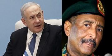 استعفای مقام سودان در اعتراض به دیدار «البرهان» با «نتانیاهو»