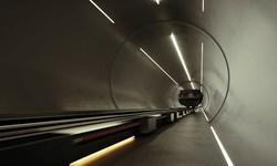 تونلهای زیرزمینی پستی احداث میشوند+تصاویر