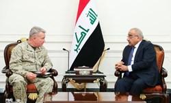 سه محور رایزنی فرمانده تروریستهای «سنتکام» در عراق