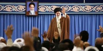 هزاران تن از اقشار مختلف مردم امروز با رهبر انقلاب دیدار میکنند