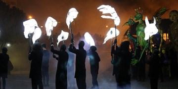 درخشش تئاتر هرمزگان در جشنواره بین المللی تئاتر فجر
