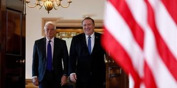 مسئول سیاستخارجی اتحادیه اروپا به واشنگتن سفر میکند
