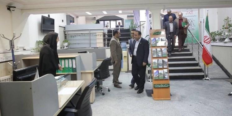 مدیرعامل بیمه البرز از شعب استان سیستان و بلوچستان بازدید کرد