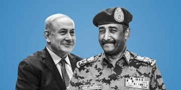 چراغ سبز «البرهان» به نتانیاهو برای استفاده از حریم هوایی سودان