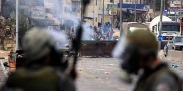 حدود 56 فلسطینی در تظاهرات علیه معامله قرن در کرانه باختری زخمی شدند