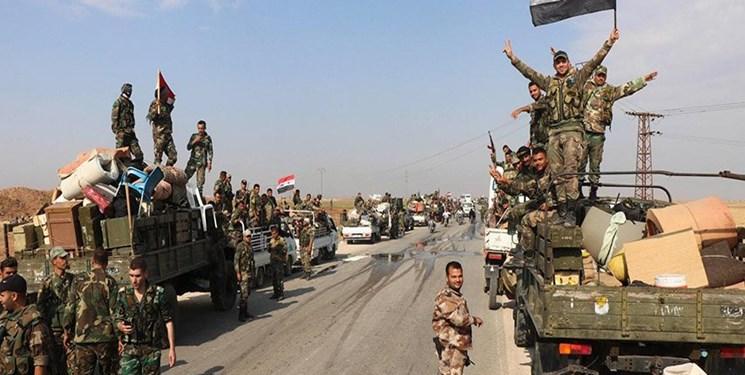 بخش «استان ادلب» بزرگراه حلب-دمشق آزاد شد؛ تروریستها در «العیس» محاصره شدند