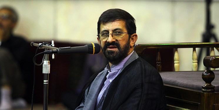 مرتضی طاهری در یادبود شهید سلیمانی و مدافعان حرم تهران میخواند