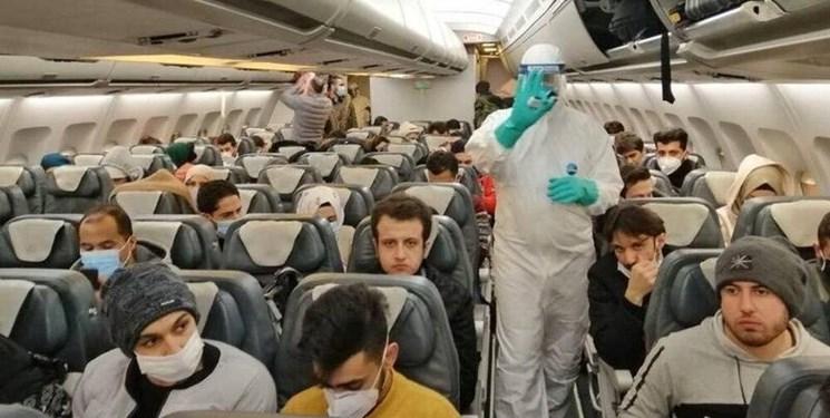 بازدید نماینده سازمان جهانی بهداشت در ایران از قرنطینه دانشجویان ایرانی