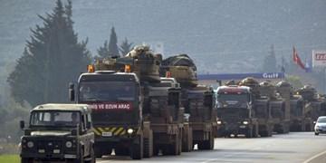 نیروهای ترکیه یک روستا در شمال سوریه را گلولهباران کردند