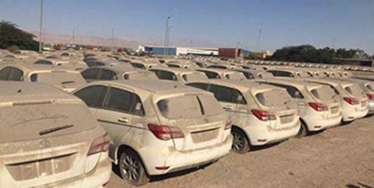 مصوبه دولت کمکی به ترخیص خودروهای دپو شده نمیکند