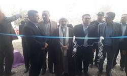 افتتاح دو طرح صنعتی در کوهدشت