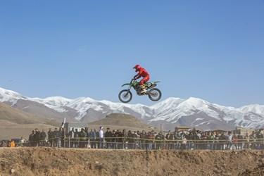 مسابقات موتور کراس قهرمانی کشور