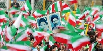 پخش راهپیمایی زنجانیها از 21 شهر