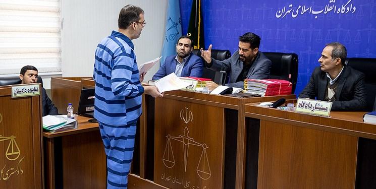 دومین جلسه محاکمه «امان کی»/ تذکر قاضی مسعودی مقام  به مأموران بدرقه زندانیان