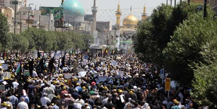 اعلام برنامههای حرم امام رضا (ع) در روز ۲۲ بهمن