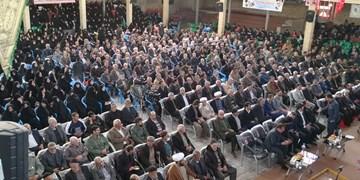 برگزاری یادواره ۴۴۰ شهید شهرستان اقلید