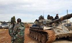 دفع حملات عناصر داعشی به ارتش سوریه در رقه