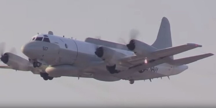 دو هواپیمای نظامی آمریکا در نزدیکی پایگاههای روسیه در سوریه پرواز کردند