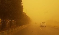 باد شدید و گردوخاک در برخی استانها تا 16 تیر/آسمان صاف در پایتخت