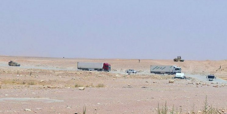 افشای نقش پایگاه «عین الاسد» در رساندن اطلاعات به داعش در صحرای الانبار