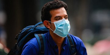 تولید ماسک ضد کرونا در شرکت دانش بنیان