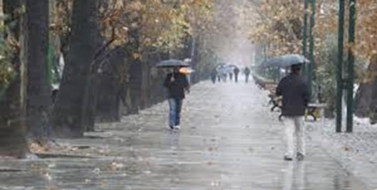 بارش باران در تهران ادامه دارد/ ثبت بارش 30 میلیمتری در شمیرانات