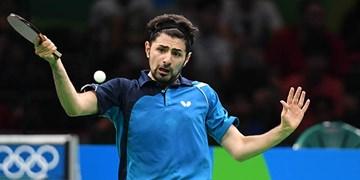 لیگ تنیس روی میز فرانسه| درخشش نیما عالمیان در پیروزی تیمش