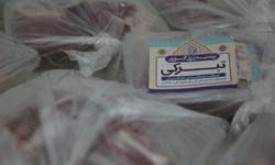 ارسال یک تن گوشت به مناطق سیل زده سیستان و بلوچستان توسط مسجد جمکران
