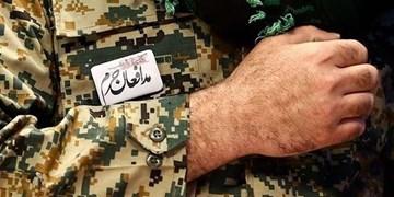 دلداری مدافعانحرم توسط حاجقاسم
