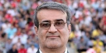 قنبرزاده  سرپرست دبیر کلی فدراسیون فوتبال شد