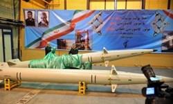 موشک «رعد ۵۰۰» و نسل جدید پیشرانهای موشکی و ماهوارهبر سپاه رونمایی شد