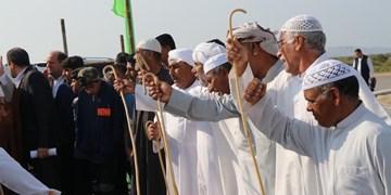 عکس| افتتاح پروژههای «قشم» با حضور مرتضی بانک