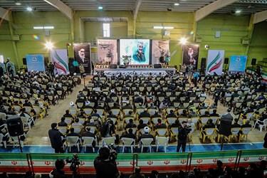 همایش «خیزش سلیمانیها» در زنجان