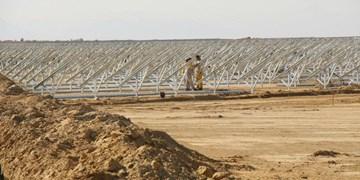 احداث نیروگاه خورشیدی در دامغان