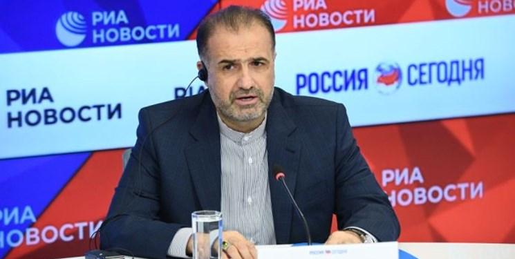 سفیر ایران در روسیه: تمدید تحریم تسلیحاتی ایران احتمالا  به معنای «مرگ برجام » است