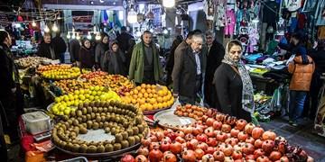 گشتی در بازار قزوین نزدیک به نوروز/ دستفروشان خیابان امام بیکار شدند