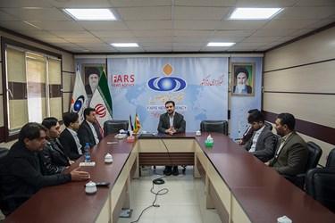 بازدید خبرنگاران افغانستانی از فارس