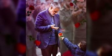 گلدادن دوباره محمدحسین به حاجقاسم!