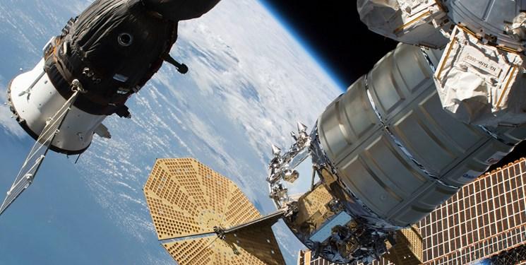 آنتن رادیویی انگلیس وارد ایستگاه فضایی شد